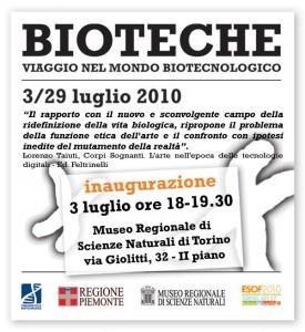 Bioteche invito